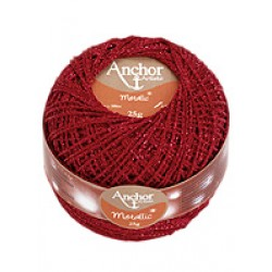 Anchor Artiste - Metallic Crochet Thread