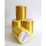 Anchor Metallic - Machine Embroidery Thread - Color Gold