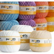 Coats Puppets Eldorado Crochet Nuances Thread 50 gr. - n. 16
