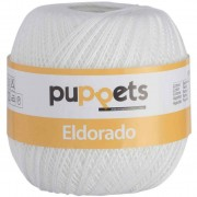 Coats Eldorado Puppets n. 10 - gr 100 - Color Blanco