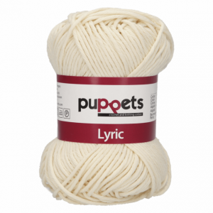 Coats Puppets Lyric - Soft Crochet Cotton  n. 8