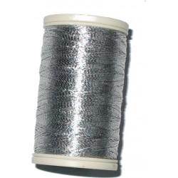 Coats Metallic - Hilo Metalico - Color Plata