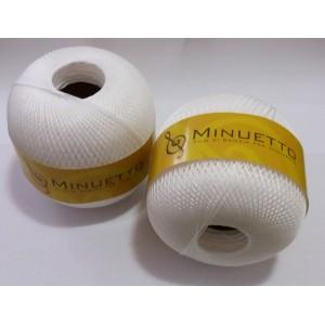 Minuetto - Crochet Threads n.8 - 100gr