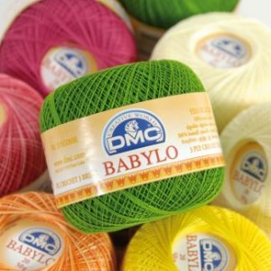 Babylo Crochet Thread n. 20 - 50 gr. - Art. 147C