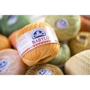 Babylo Crochet Thread n. 10 - 100 gr. -  Art. 147AC