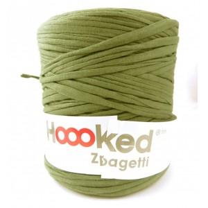 Hoooked Zpagetti - Fettuccia per Uncinetto - Khaki
