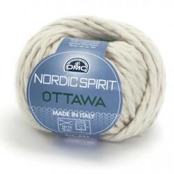 DMC Lana - Nordic Spirit Ottawa - Blanco