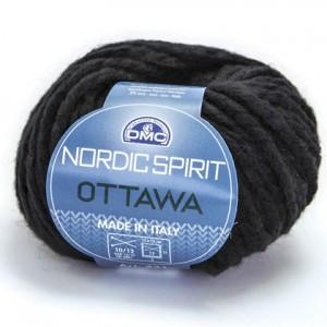 DMC Lana - Nordic Spirit Ottawa - Nero