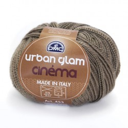 DMC Wool - Urban Glam Cinema - Brown