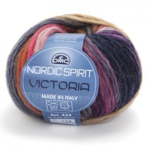 DMC Lana - Nordic Spirit Victoria - Rosa Melange