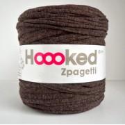 Hoooked Zpagetti - Macro Hilo para Crochet - Marron