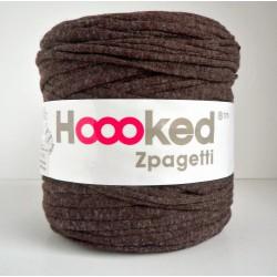 Hoooked Zpagetti - Fettuccia per Uncinetto - Marrone