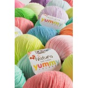 DMC - Natura Just Cotton  - Yummy Colori