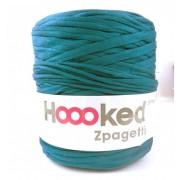 Hoooked Zpagetti - Macro Hilo para Crochet - Petrol