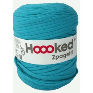 Hoooked Zpagetti - Fettuccia per Uncinetto - Turchese