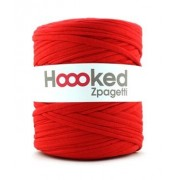 Hooked Zpagetti Yarn - Red