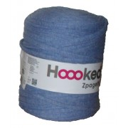 Hoooked Zpagetti - Macro Hilo para Crochet - Dove Blue