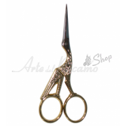 Stork Embroidery Scissors - 9,5 cm