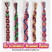 How to Make Bracelets with MYFBM - Italian Instructions