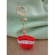 Keychain Sound Tinkle and Colors of Sicily - Orange