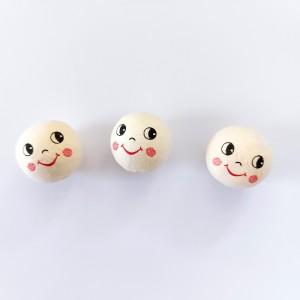 Cotton Wool Head 4 cm