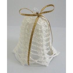 Crochet Bell - Elegance - Star
