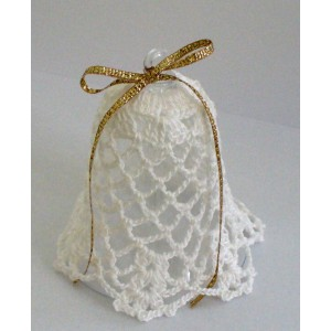 Campana de Crochet - Elegancia - Light