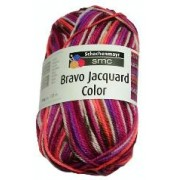 Wool - Bravo Jacquard Color