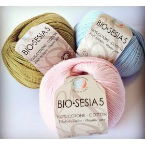 Cotton Thread - Bio Sesia