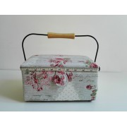 Sewing Box - Shabby Chic