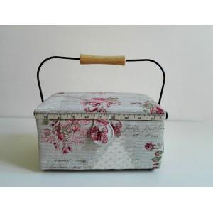 Sewing Box - Shabby Chic