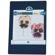 DMC - Magnetic Board to Read Cross Stitch Pattern -  18cm x 26cm