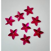 Decorative Stars - Fuxia