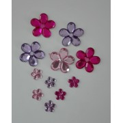 Decorative Flowers - Pink