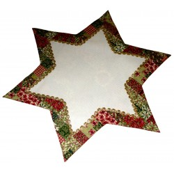 Mantel para Mesa - Estrella de Navidad