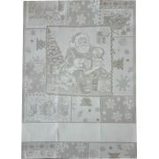 Christmas Kitchen Towel - Santa Claus