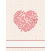 Chenille Dishtowel - Red Heart