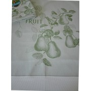 Fratelli Graziano - Pear Kitchen Towel - Green Color
