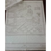 Fratelli Graziano - Appetit Kitchen Towel - Cream Color