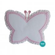 Colgante para la Puerta del Bebè Rosa - Mariposa