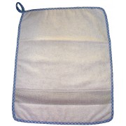 Kindergarden Terry Towel Chick - Ready to Stitch - Light Blue