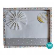 Stitchable Baby Sheets Star - Turtledove