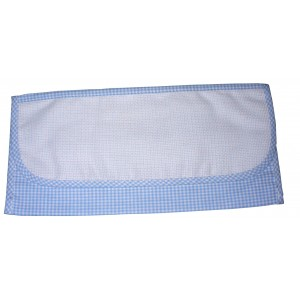 Ready to Stitch Cutlery Holder Bag - Light Blue