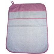 Kindergarden Terry Towel - Pink