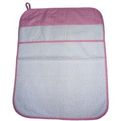 Asciugamano Asilo - Quadri Rosa