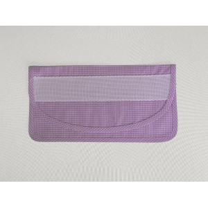 Ready to Stitch Cutlery Holder Bag - Lilac