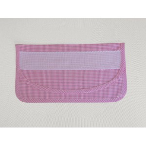 Ready to Stitch Cutlery Holder Bag - Pink