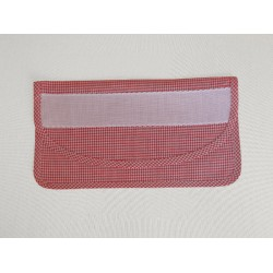 Ready to Stitch Cutlery Holder Bag - Red