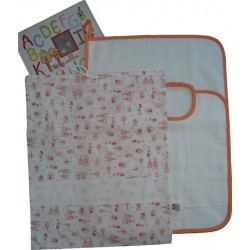 Kindergarten Ready to Stitch Friends - Orange