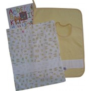 Kindergarten Ready to Stitch Friends - Yellow